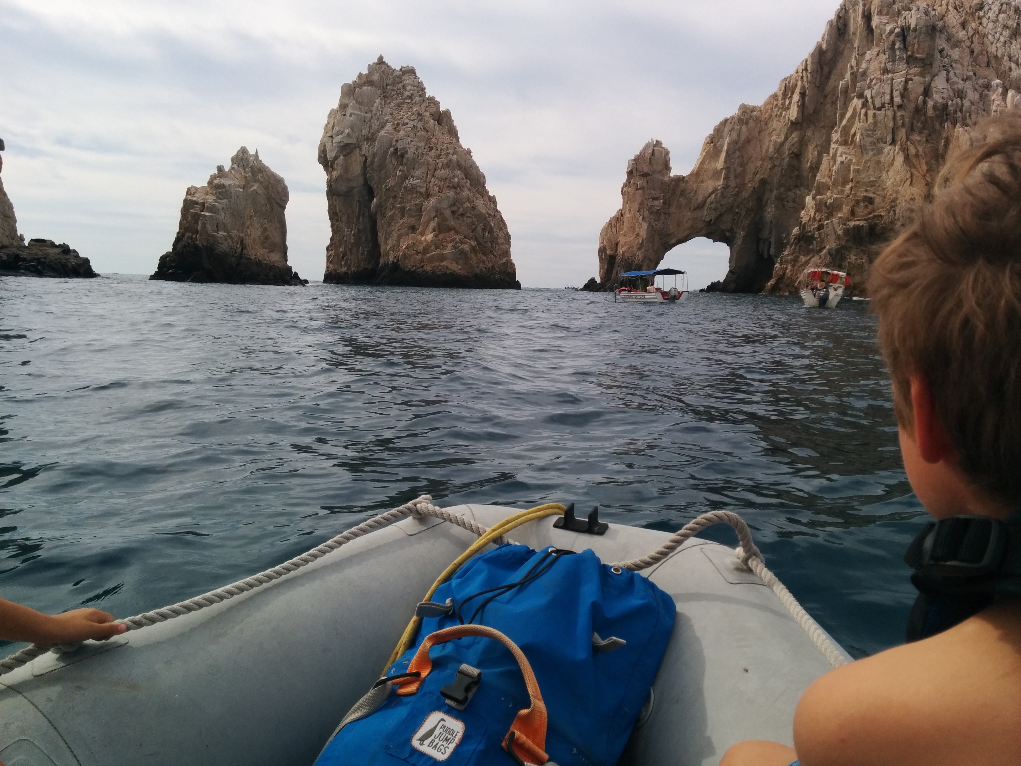 Photos, Mag Bay to Cabo